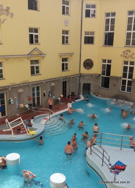 Banhos Termais Budapeste
