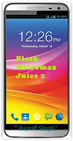 Flash Official Indian Rom Micromax Canvas Juice 2 AQ5001.