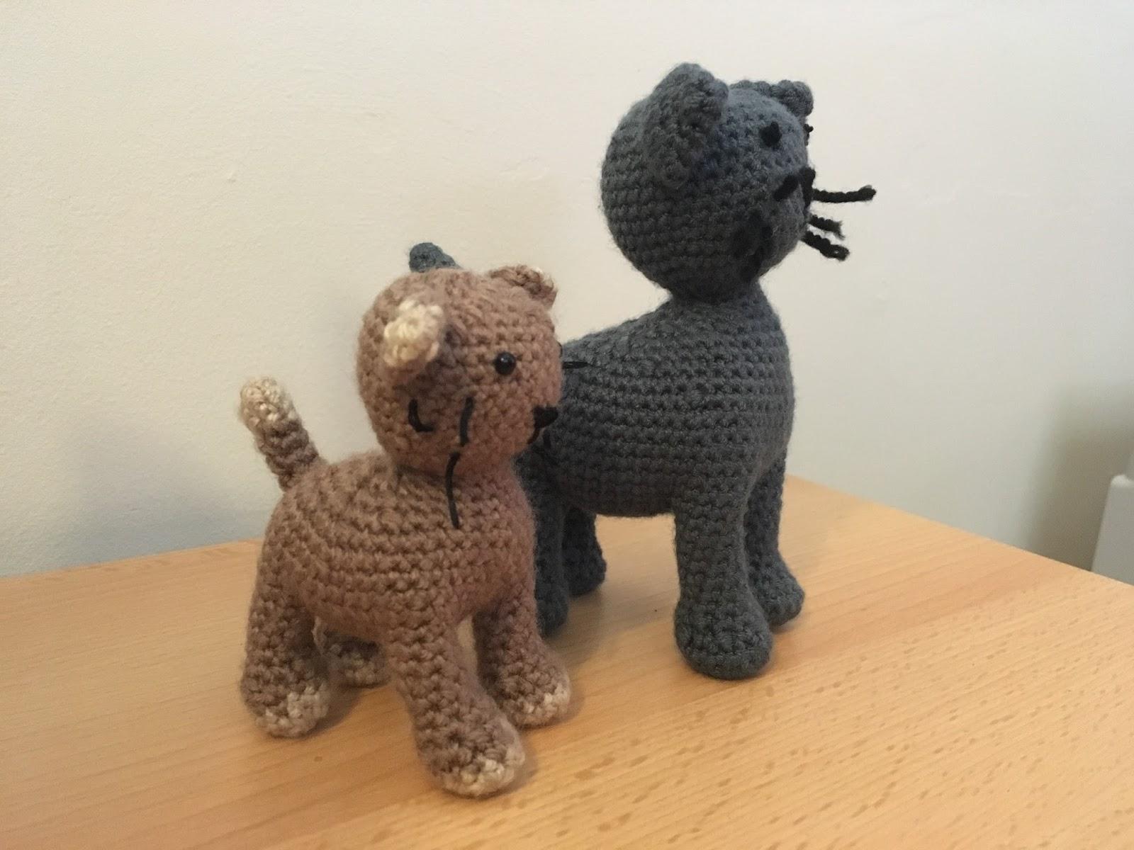 Amigurumi One Piece : Crochet... Amigurumi : One piece cat