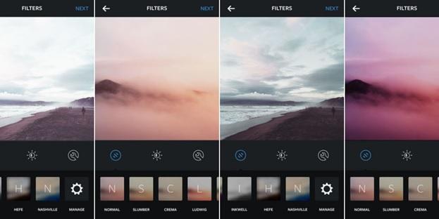 Menilik Instagram Filter, Dulu Dan Sekarang