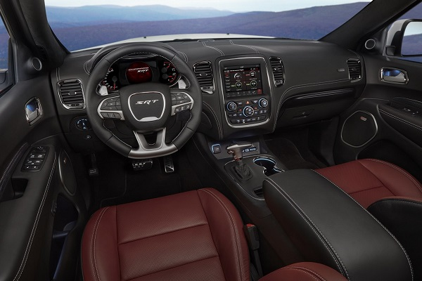 Interior Dodge Durango SRT 2018