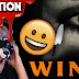 WINK (2016) Reaction & Prank 💀 Short Emoji Horror Film