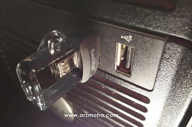 Cara guna OTG, Sandisk dual drive m3.0, OTG support, apa yang best dengan OTG,