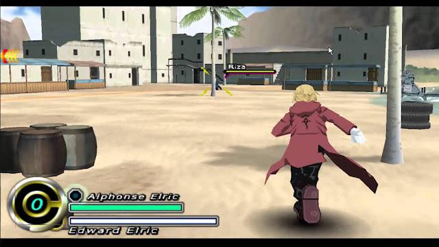 Fullmetal Alchemist: Brotherhood screenshot 3