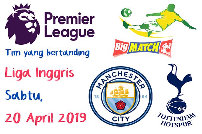 Liga Inggris 20 April 2019