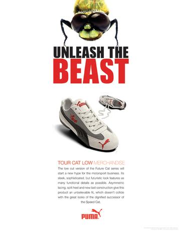 new puma shoes ads campaign by Antonio Caballero   da men ...