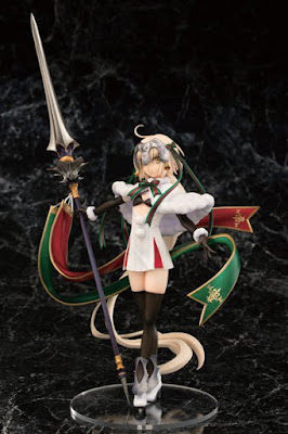Jeanne D'Arc Alter 1/8 Santa lily ver. de Easy Eight.