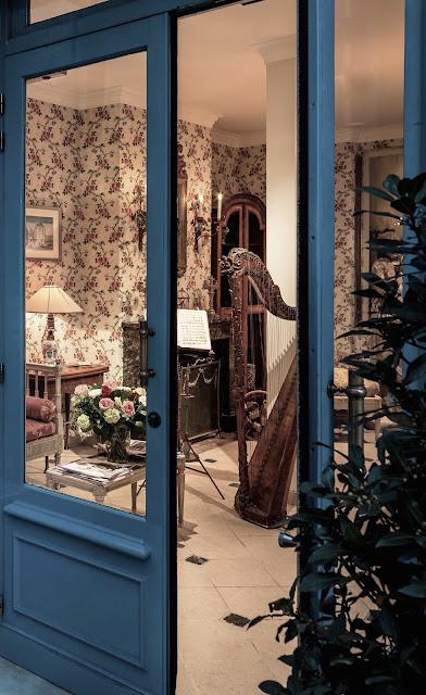 Decor Inspiration : Hotel Caron de Beaumarchais Paris by Cool Chic Style Fashion