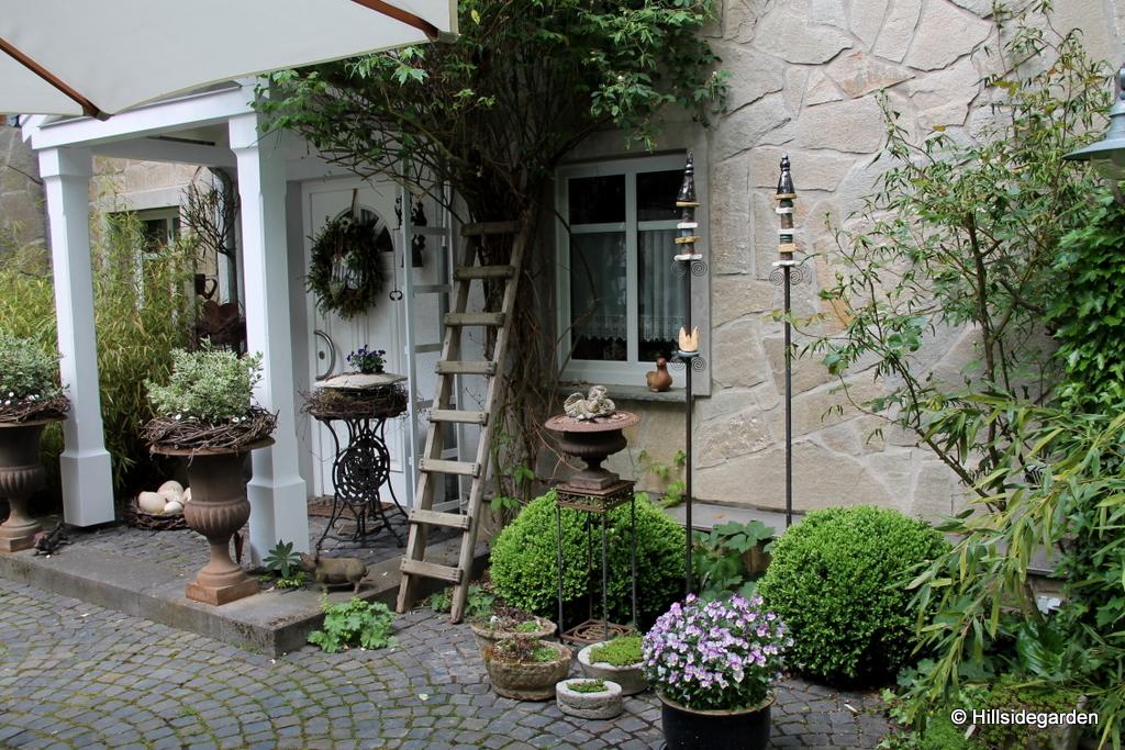 hillsidegarden mocourt von der wildnis zum garten im. Black Bedroom Furniture Sets. Home Design Ideas