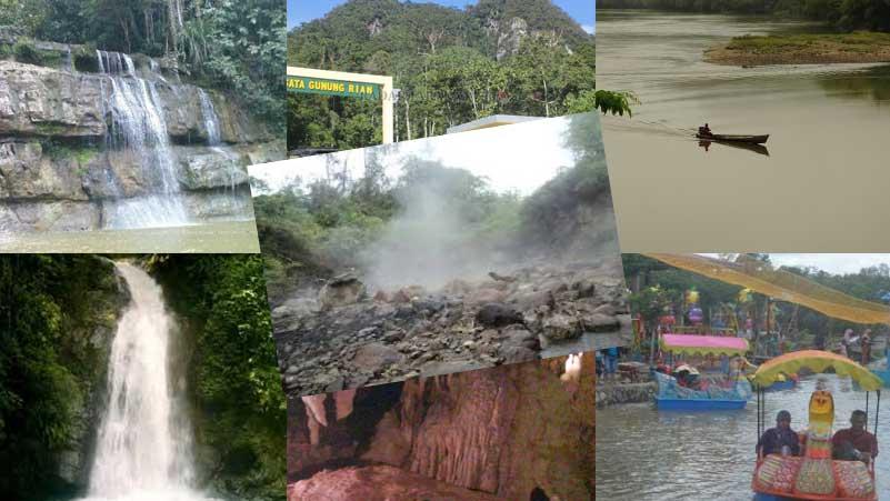 Objek Wisata Terbaik Di Tanjung Selor Kalimantan Utara