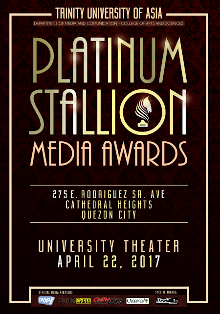 platinum stallion media awards 2017