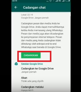 cara memindahkan whatsapp ke hp lain tanpa verifikasi