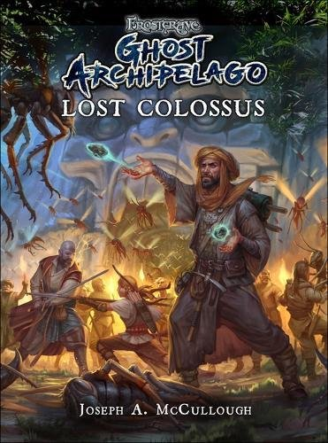 Frostgrave: Ghost Archipelago: Lost Colossus Expansion