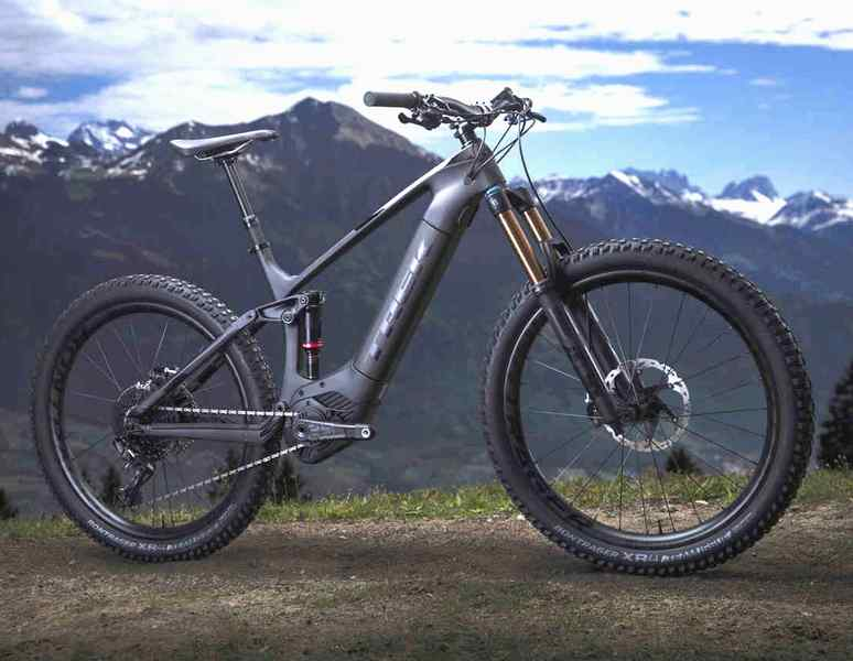 bicicleta electrica Montaña Trek powerfly LT99 plus