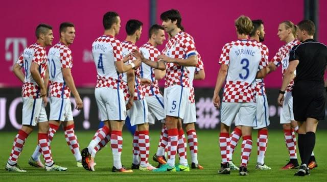 Turki vs Kroasia