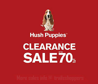 Hush Puppies Clearance Sales KL