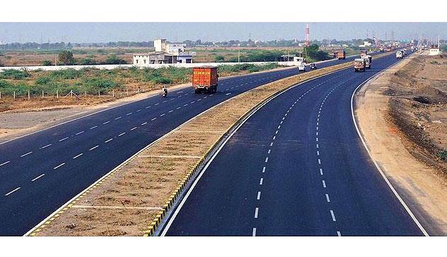 jalan tol Golden Quadriateral Highway