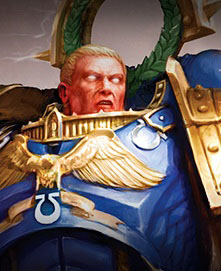 """Rise of the Primarch"" - Reglas de ""Roboute Guilliman"" y de los ""Fallen Angels"""