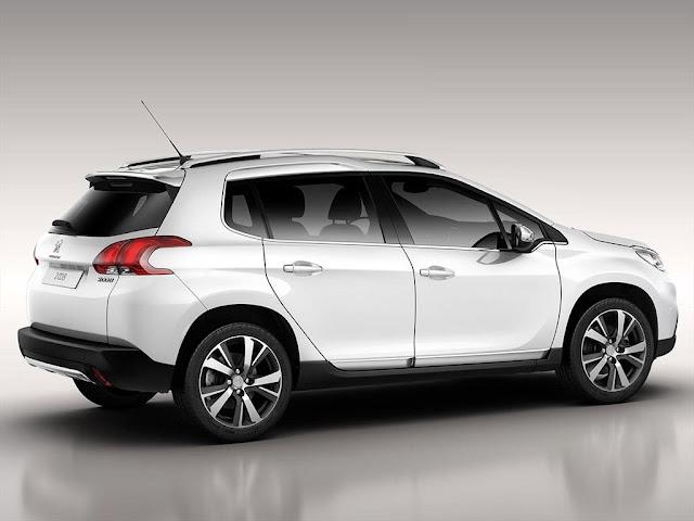 Peugeot 2008, noticias del motor