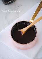 Salsa de Pedro Ximénez con thermomix