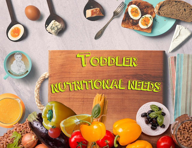 The Nutrients Your Toddler Needs, some common nutrients that your toddler needs to healthy growth