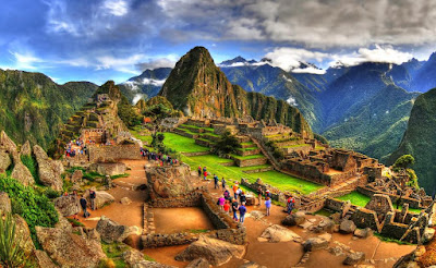 Machu Picchu, Machu Picchu in Instragram, 30 most photographed places of Instagram