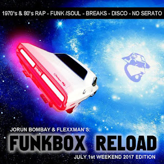 DJ Jorun Bombay & Flexxman - Funkbox Reload July 1st Weekend Edition