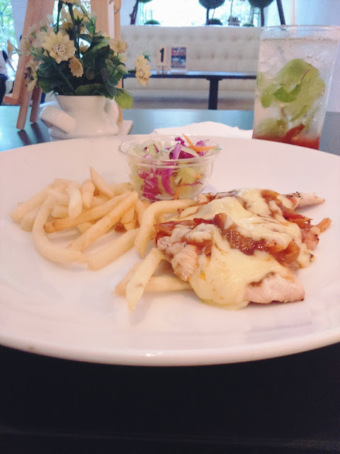 Menu D'Green Resto & Cafe Sukabumi