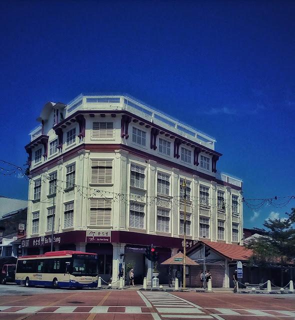 Old Town di George Town