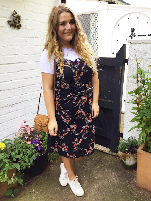 Primark Floral Slip Dress