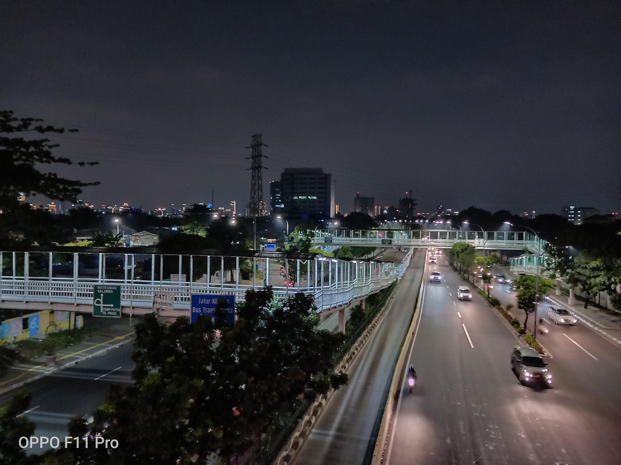 Foto oke di malam hari dengan kamera smartphone
