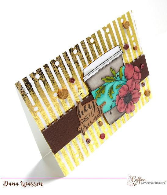 Dana Warren - Kraft Paper Stamps - Gracielle Designs
