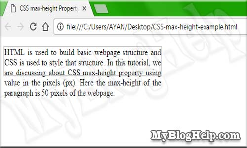 CSS-max-height-example