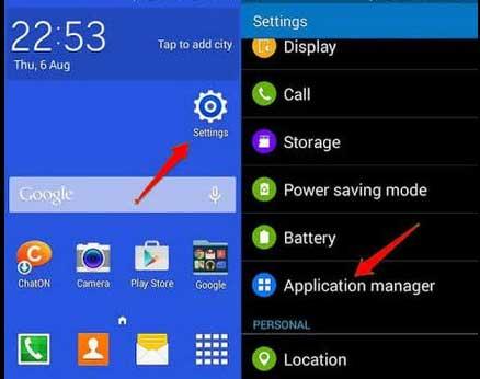 Mengaktifkan USB Debuging Hp Samsung