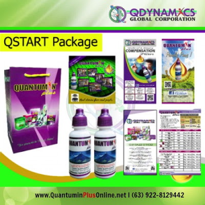 Quantumin Plus QStart Package