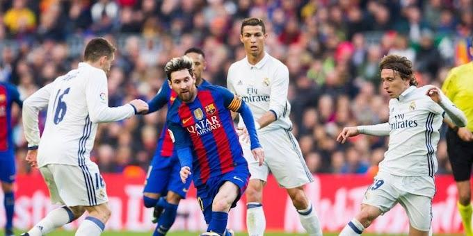 Cristiano y Messi, los dos mejores jugadores del FIFA 19