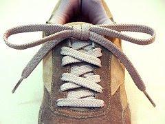 truchtam sobie : ): Jak zawiązać buty, by sznurówki same się