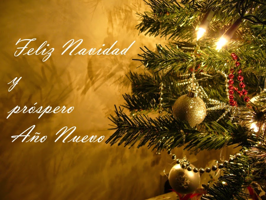 Fondos navideños para crear tus propias felicitaciones
