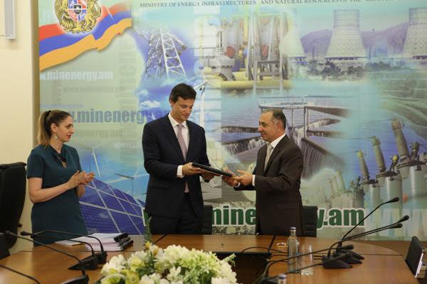 Construirán estación solar fotovoltaica en Shoghakat