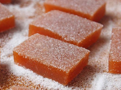 kẹo đào homemade