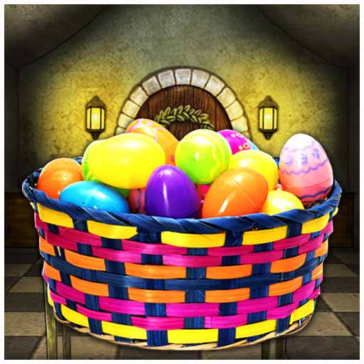 Mirchigames Find the Easter Basket 2 Walkthrough