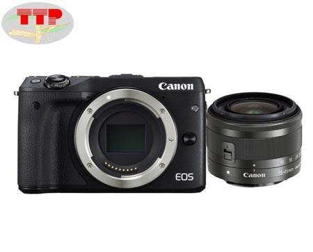 Máy chụp hình Canon EOS M3 KIT EF-M15-45