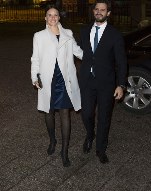 Prince Carl Philip and Sofia Hellqvist