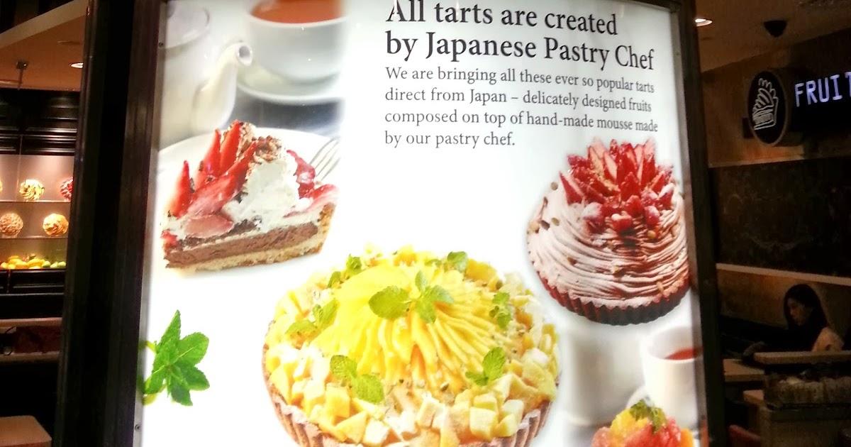 Fruit Paradise Cake