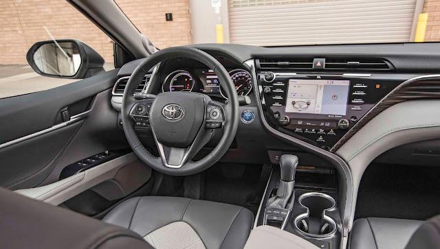 2019 Toyota Camry Hybrid Rumors