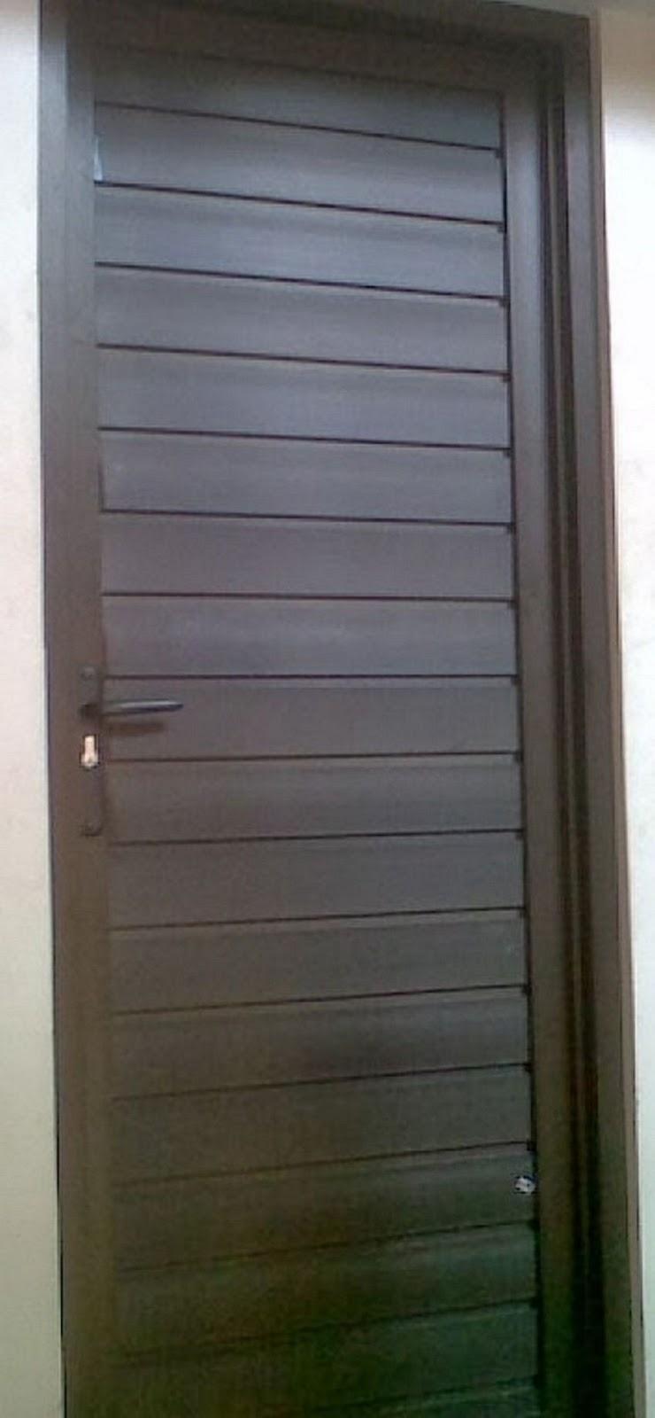 Info Penting 15+ Pintu Dapur Aluminium
