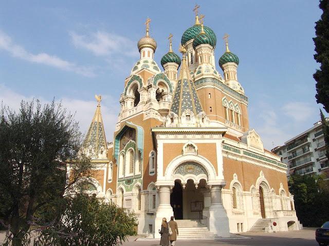 Igrejas e catedrais de Nice