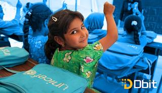 اليونيسف تستثمر في 6 شركات بلوكشين ناشئة في المشاريع الإنسانية