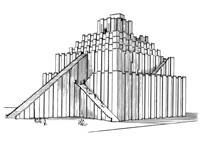 human arrogance and greed in the mythical story of the tower of babel in genesis 111 9 and in the th Genesis 11:1-9 talks of a tower of babel being built right up to heaven by the people in their arrogance, and of god punishing the people by dispersing them and making them all speak in different.