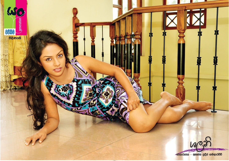 Sri Lankan Actress Hot Photos: Sri Lankan Saree Beauty